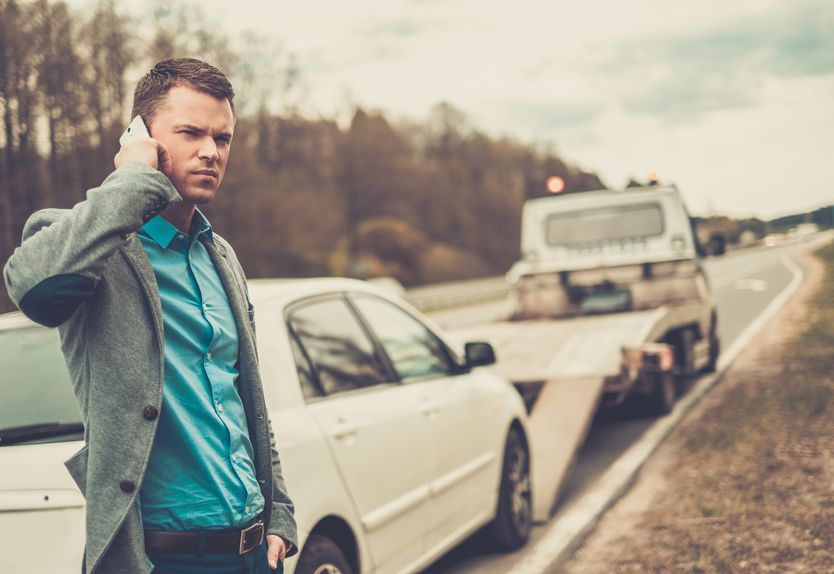 Make sure you're aware of your rights when your car gets towed!