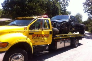 Flatbed Towing in Festus