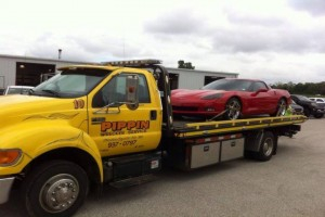 Pippin Flatbed Towing Service in Festus