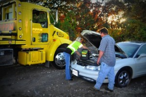 Pippin Jump Start Battery Charge Service in Festus