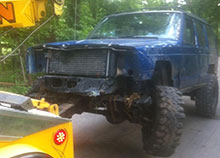 4X4 Off-Road Recovery