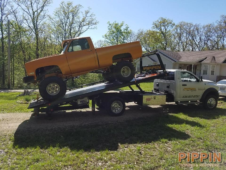 Pippin Towing Company Offers Professional Service, Every Time