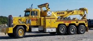 Pippin Towing and Recovery Wrecker Service in Festus
