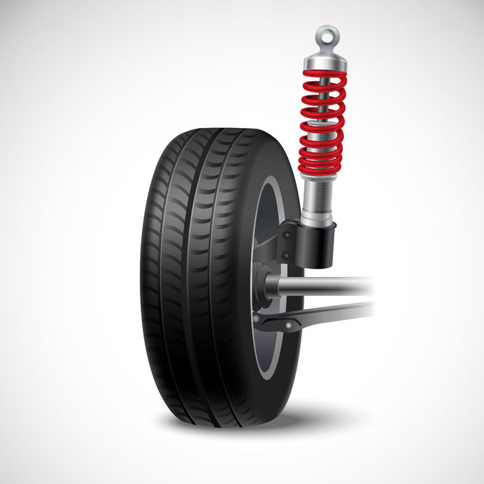 Mechanics can install soft shocks, which help to reduce impact even more and can protect your car as well.